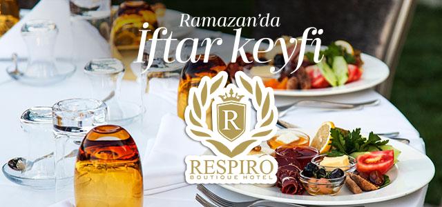 Avcılar Ramazan İftar Keyfi Respiro Hotel