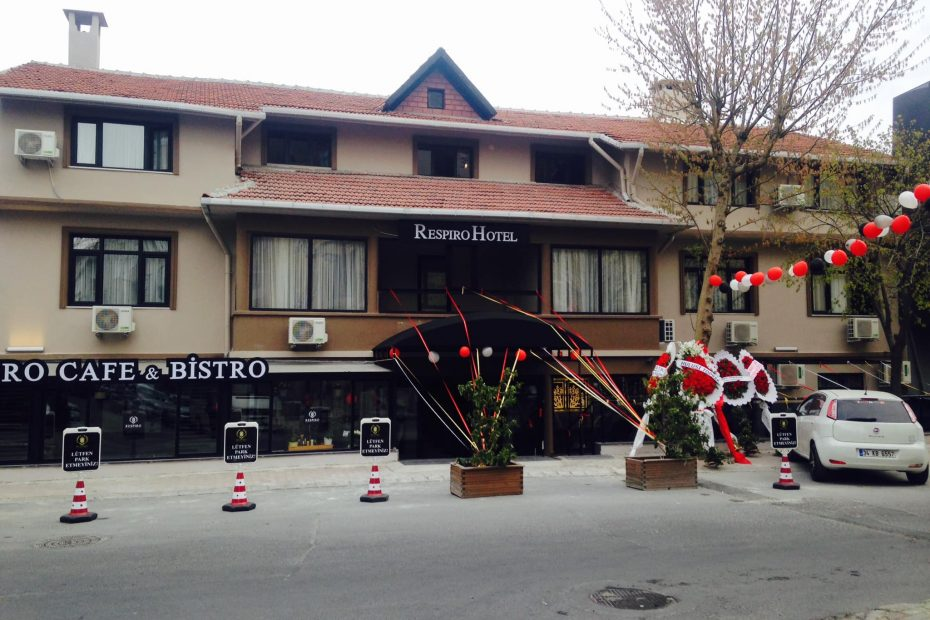 Avcılar Otelleri Respiro Hotel